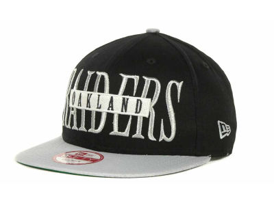 Oakland Raiders Offsides Snapback 9FIFTY Cap Hats