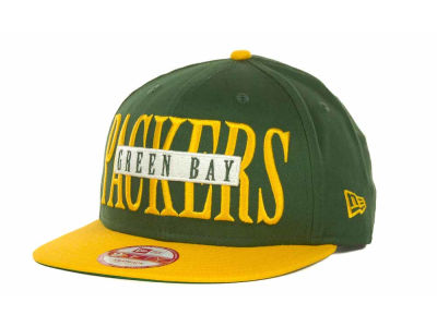 Green Bay Packers Offsides Snapback 9FIFTY Cap Hats