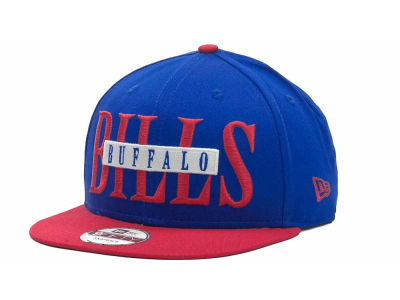 Buffalo Bills Offsides Snapback 9FIFTY Cap Hats