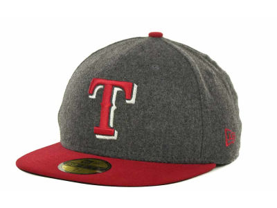 Texas Rangers MLB Melton Basic 59FIFTY Cap Hats