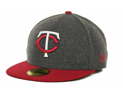 Minnesota Twins MLB Melton Basic 59FIFTY Cap Hats