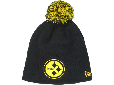 Pittsburgh Steelers NFL Pom Pom Pop Knit Hats