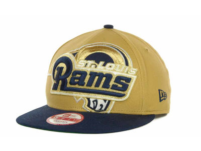 St. Louis Rams NFL Squared Up 9FIFTY Cap Hats
