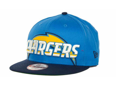 San Diego Chargers NFL Squared Up 9FIFTY Cap Hats