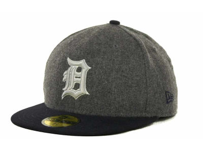 Detroit Tigers MLB Melton Basic 59FIFTY Cap Hats