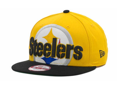 Pittsburgh Steelers NFL Squared Up 9FIFTY Cap Hats