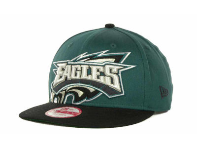 Philadelphia Eagles NFL Squared Up 9FIFTY Cap Hats