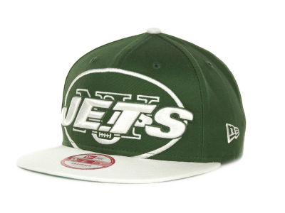 New York Jets NFL Squared Up 9FIFTY Cap Hats