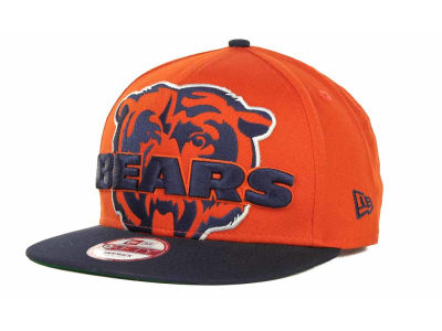 Chicago Bears NFL Squared Up 9FIFTY Cap Hats