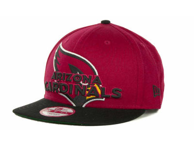 Arizona Cardinals NFL Squared Up 9FIFTY Cap Hats