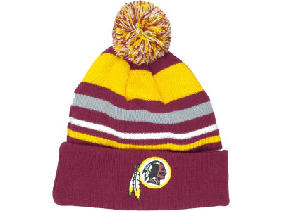 Washington Redskins NFL Stripe Out Knit Hats