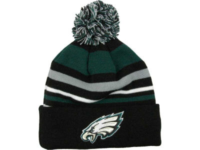 Philadelphia Eagles NFL Stripe Out Knit Hats