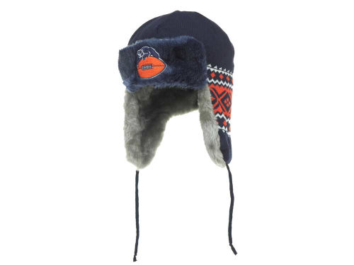 Chicago Bears New Era Team Trapper Hats