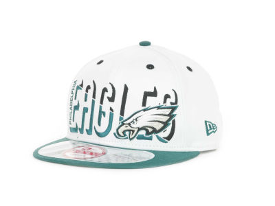 Philadelphia Eagles NFL Team Splitter 9FIFTY Cap Hats