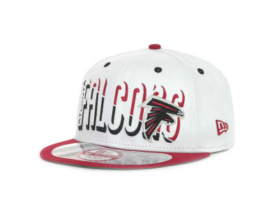 Atlanta Falcons NFL Team Splitter 9FIFTY Cap Hats