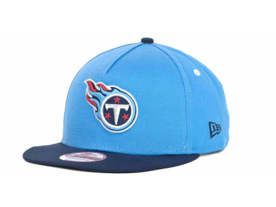 Tennessee Titans NFL Turnover Snapback 9FIFTY Cap Hats