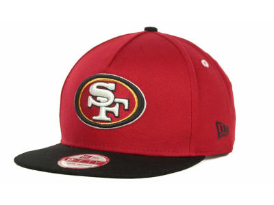 San Francisco 49ers NFL Turnover Snapback 9FIFTY Cap Hats