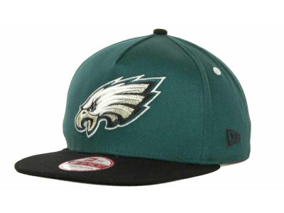 Philadelphia Eagles NFL Turnover Snapback 9FIFTY Cap Hats