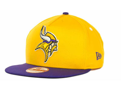 Minnesota Vikings NFL Turnover Snapback 9FIFTY Cap Hats