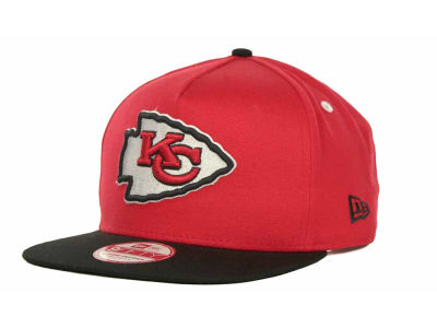Kansas City Chiefs NFL Turnover Snapback 9FIFTY Cap Hats