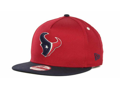 Houston Texans NFL Turnover Snapback 9FIFTY Cap Hats