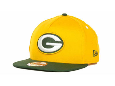 Green Bay Packers NFL Turnover Snapback 9FIFTY Cap Hats