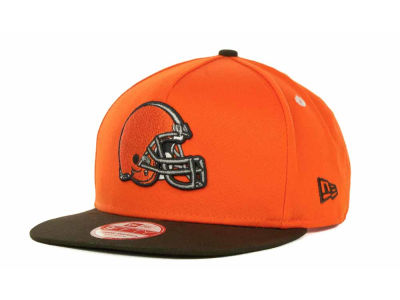 Cleveland Browns NFL Turnover Snapback 9FIFTY Cap Hats