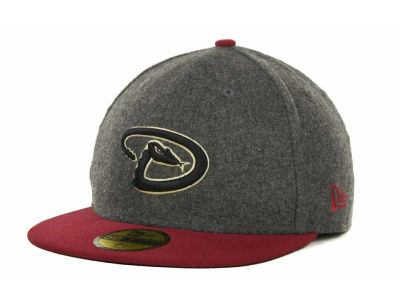 Arizona Diamondbacks MLB Melton Basic 59FIFTY Cap Hats