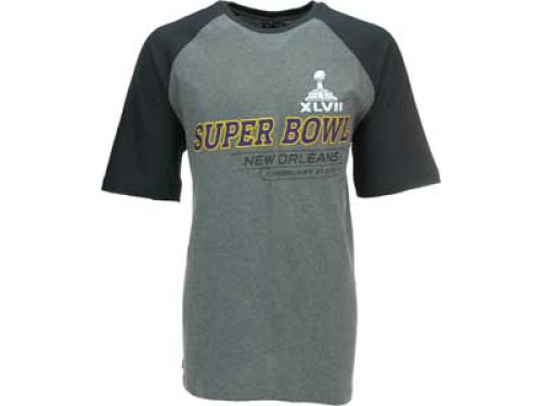 Super Bowl XLVII VF Licensed Sports Group NFL Super Bowl XLVII Zone Blitz IV T-Shirt