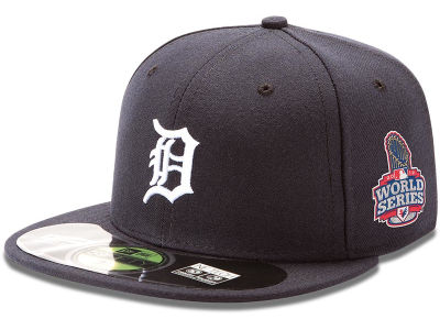 Detroit Tigers MLB 2012 World Series Patch Cap Hats