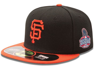 San Francisco Giants MLB 2012 World Series Patch Cap Hats
