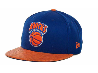 New York Knicks NBA Hardwood Classics Snake Thru 9FIFTY Strapback Hats