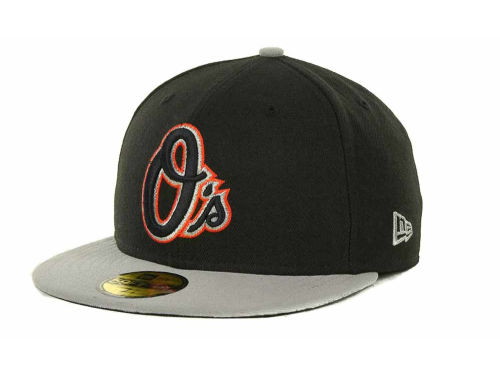 Baltimore Orioles New Era MLB Exclusive Patch 59FIFTY Cap Hats