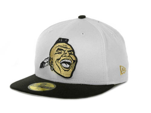Atlanta Braves New Era MLB Exclusive Patch 59FIFTY Cap Hats