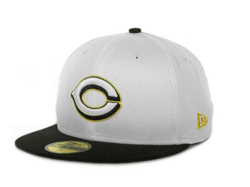 Cincinnati Reds New Era MLB Exclusive Patch 59FIFTY Cap Hats