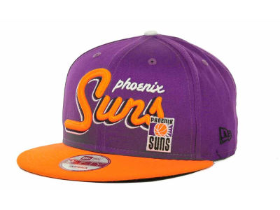 Phoenix Suns NBA Hardwood Classics Bright Nights 9FIFTY Caps Hats