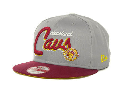 Cleveland Cavaliers NBA Hardwood Classics Bright Nights 9FIFTY Caps Hats