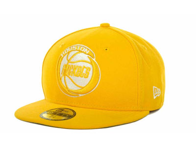 Houston Rockets NBA Hardwood Classics League Basic 59FIFTY Cap Hats