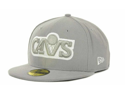 Cleveland Cavaliers NBA Hardwood Classics League Basic 59FIFTY Cap Hats