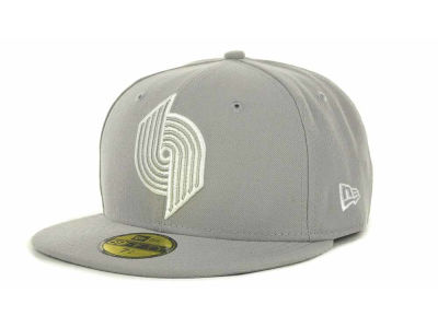 Portland Trail Blazers NBA Hardwood Classics League Basic 59FIFTY Cap Hats
