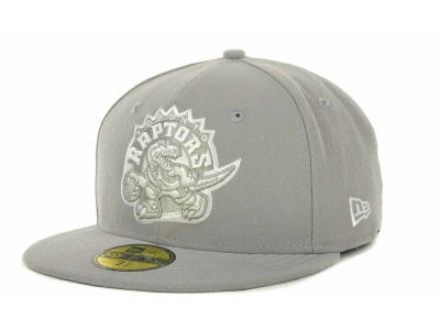 Toronto Raptors NBA Hardwood Classics League Basic 59FIFTY Cap Hats