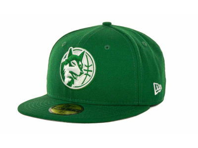 Minnesota Timberwolves NBA Hardwood Classics League Basic 59FIFTY Cap Hats