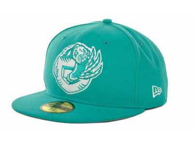 Vancouver Grizzlies NBA Hardwood Classics League Basic 59FIFTY Cap Hats