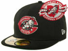 Cincinnati Reds New Era MLB Cooperstown Patch 59FIFTY Cap Fitted Hats