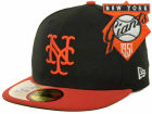 New York Giants New Era MLB Cooperstown Patch 59FIFTY Cap Fitted Hats