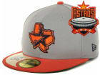 Houston Astros New Era MLB Cooperstown Patch 59FIFTY Cap Fitted Hats