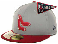New Era MLB Cooperstown Patch 59FIFTY Cap Fitted Hats