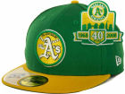Oakland Athletics New Era MLB Cooperstown Patch 59FIFTY Cap Fitted Hats