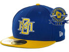 Milwaukee Brewers New Era MLB Cooperstown Patch 59FIFTY Cap Fitted Hats