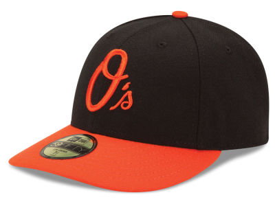 Baltimore Orioles MLB Low Profile AC Performance 59FIFTY Cap Hats